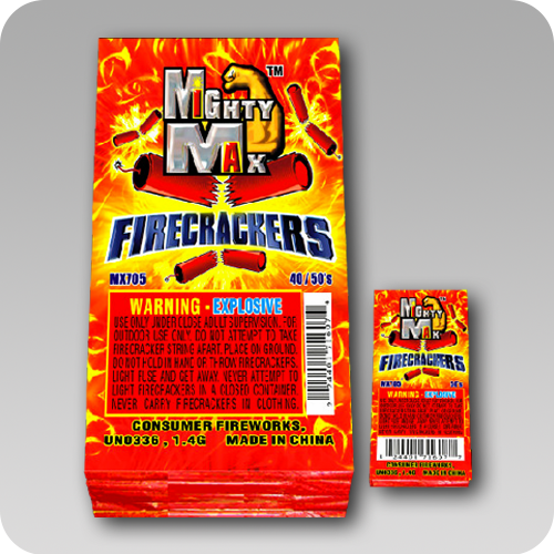 50 Strip of Firecrackers