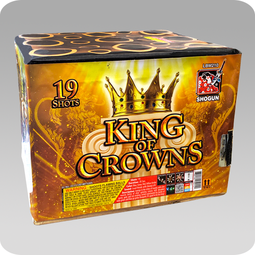 King of Crowns 19s
