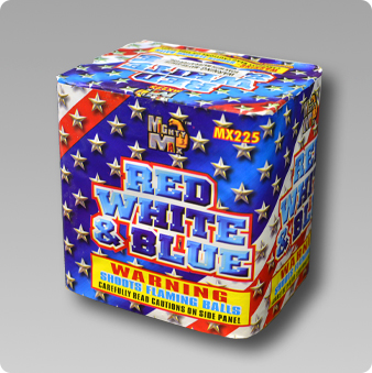 Red, White, and Blue 20s