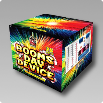 Booms Day Device 25s