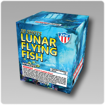 Lunar Flying Fish 25s